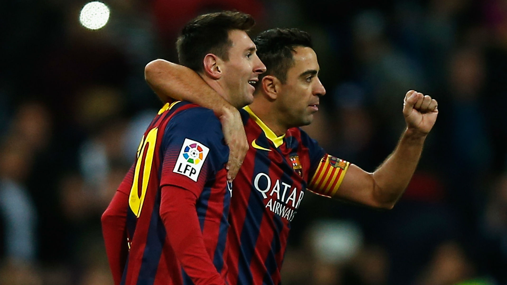Give Messi The Ball Or He Gets P D Off Xavi Opens Up On Former Barcelona Team Mate
