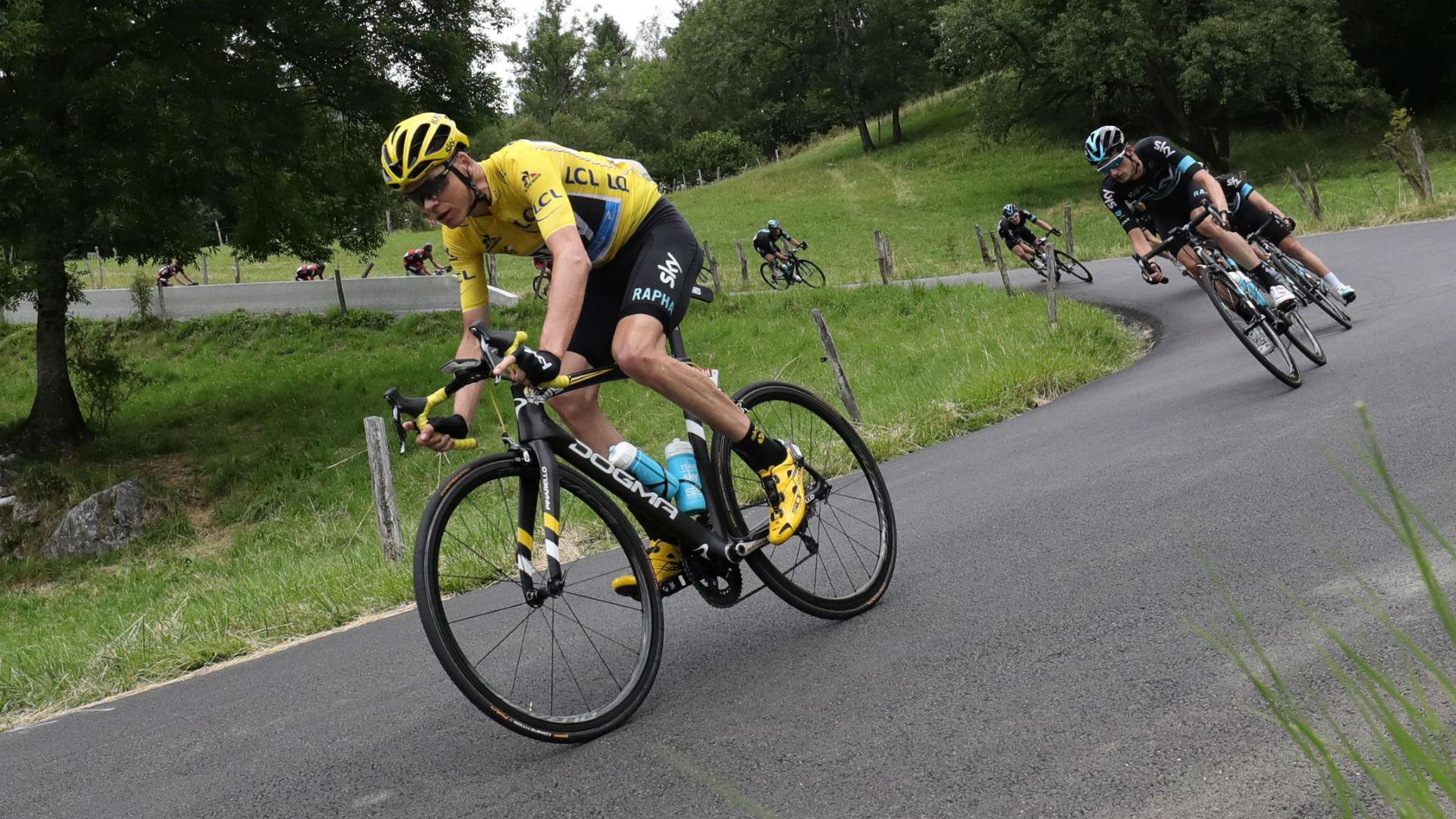 Tour de France, Stage 19