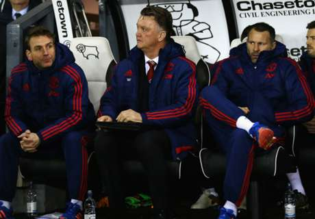 Van Gaal dreaming of FA Cup glory
