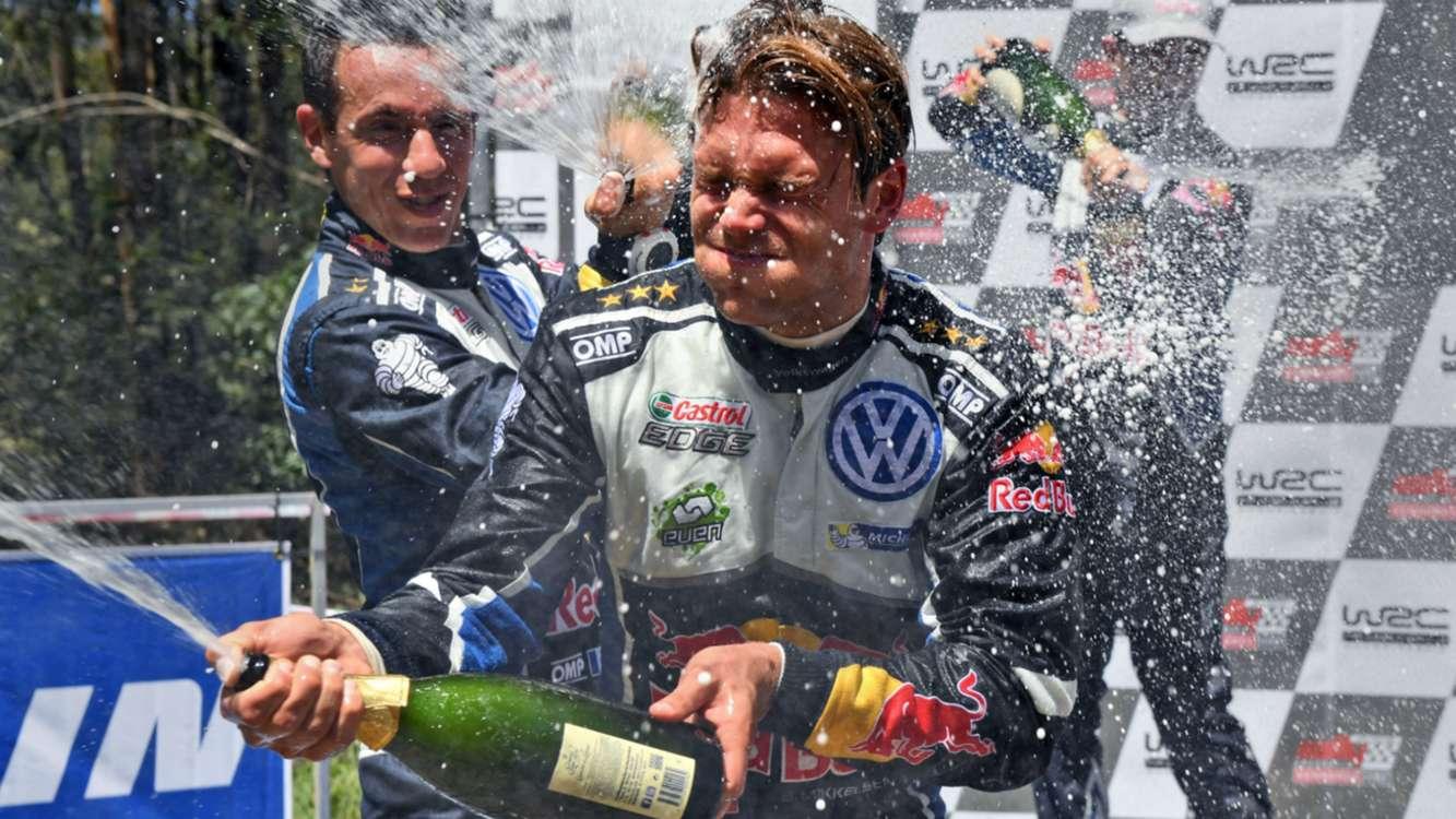Resultado de imagen para Mikkelsen WRC Australia 2016