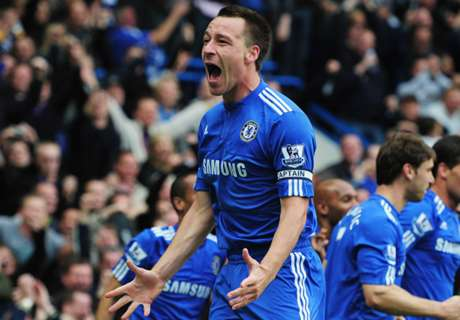 Terry's stunning PL career in stats
