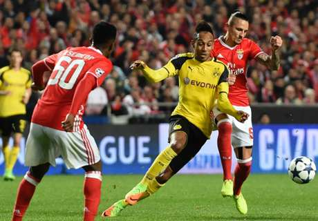 Benfica boss admits BVB were better