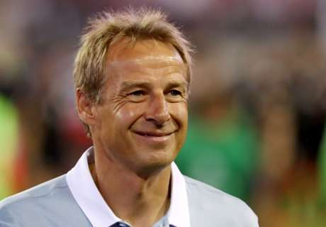 Klinsmann: No truth to England talk
