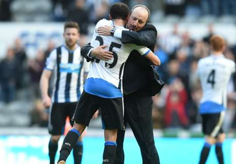 Benitez praises Townsend and Darlow