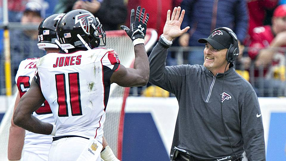 bf79496c445 Dan Quinn confident Julio Jones  contract will be settled before training  camp · NFL