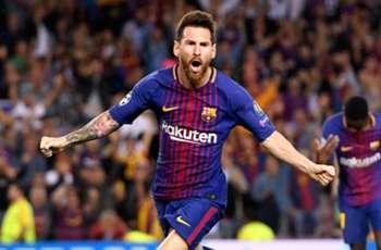 Barcelona 3 Juventus 0: Majestic Messi bests Buffon at last
