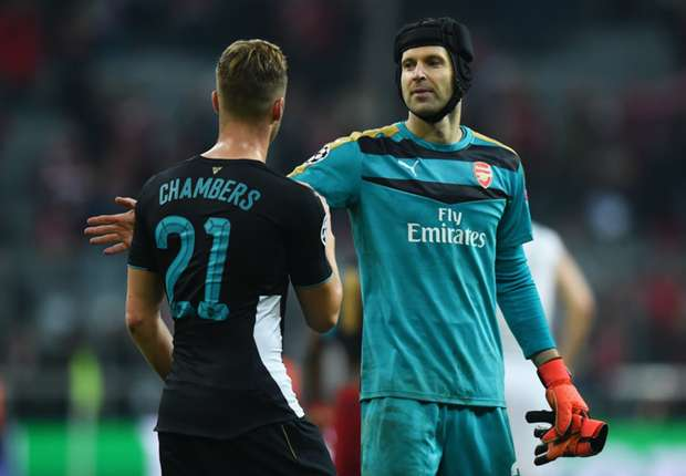 Bayern were superior to Arsenal, admits Cech