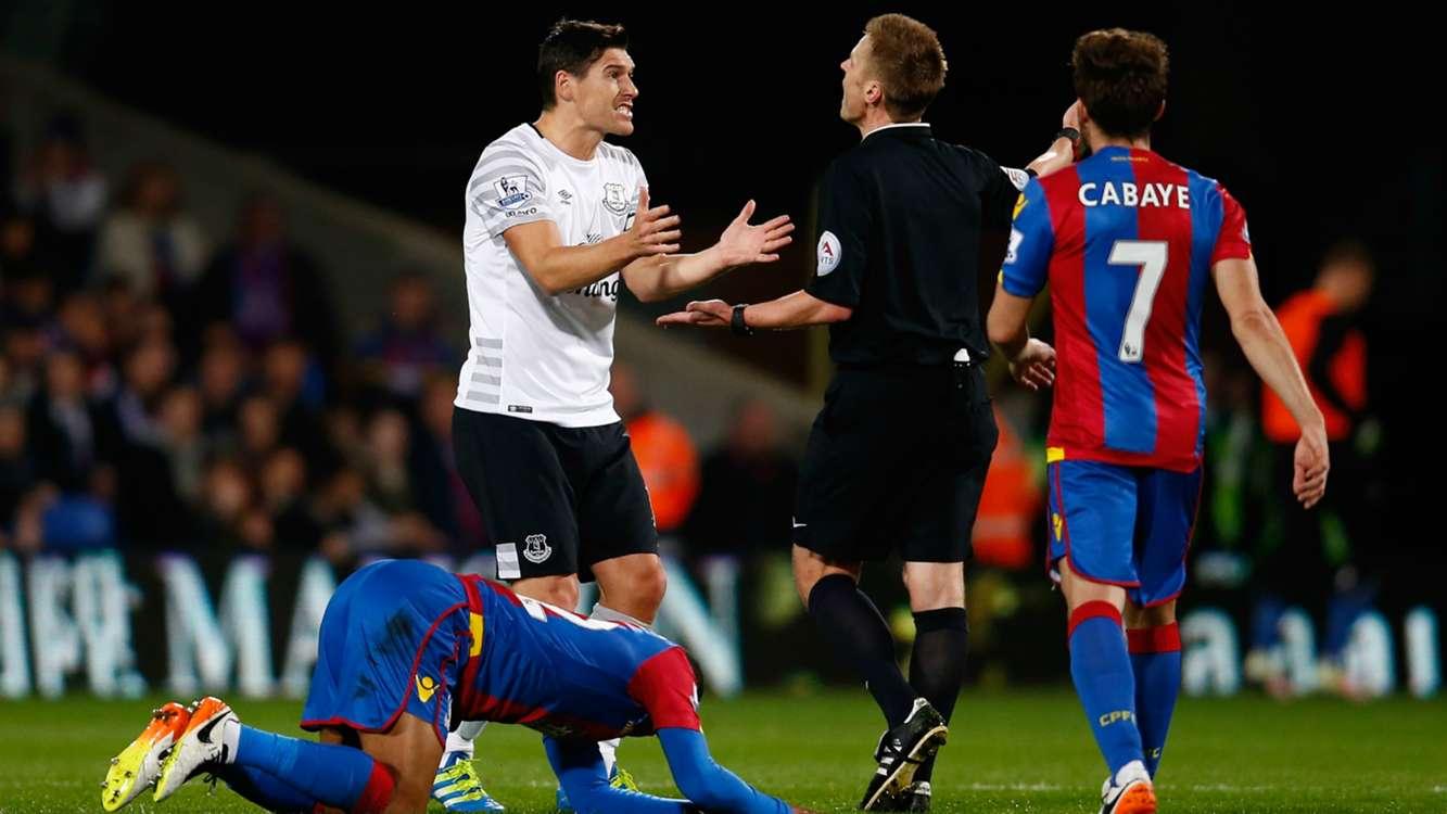 Video: Crystal Palace vs Everton
