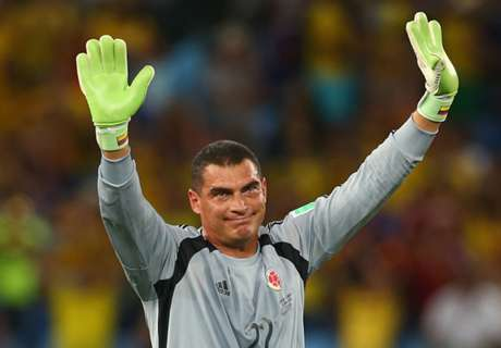 Mondragon admitted to hospital