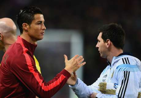'Ronaldo & Messi The Best snub is disrespectful'
