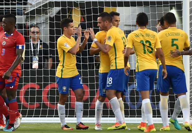 کوپا امریکا 2016 : آتش بازی سلسائو :برزیل 7 - 1 هآئیتی