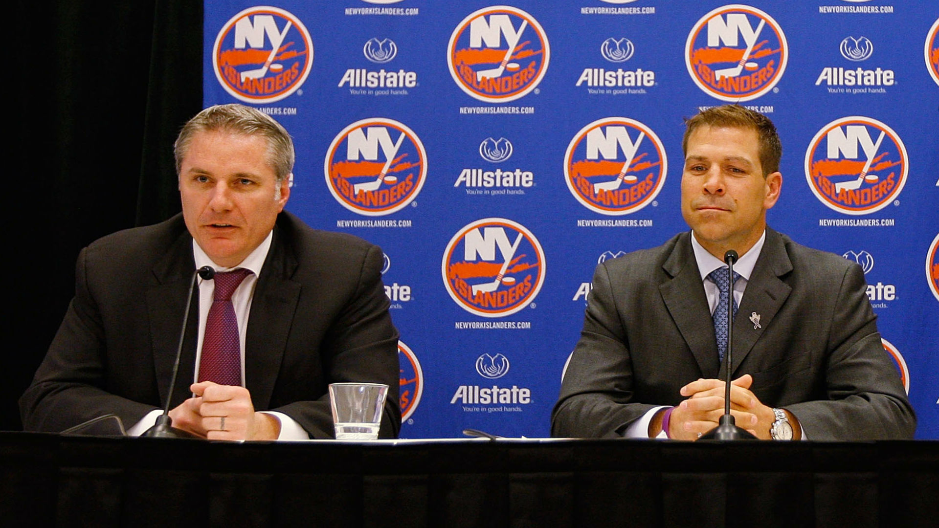 Islanders Fire Coach Doug Weight, GM Garth Snow