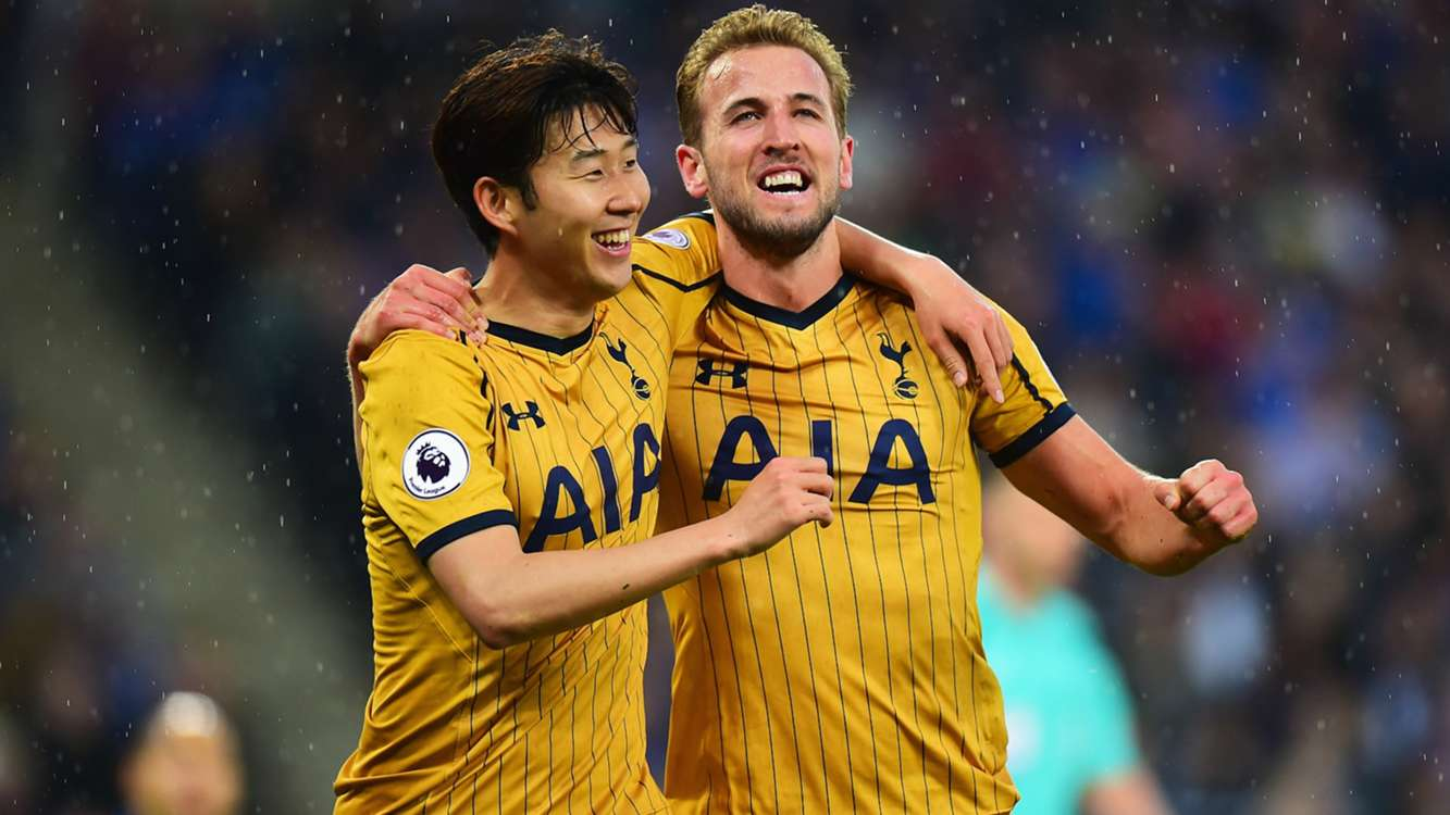 WATCH: Harry Kane scores four as Spurs smash Leicester