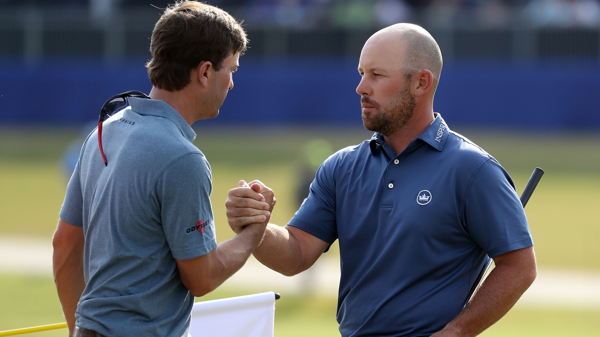 Thursday's golf roundup: Two teams share lead at Zurich Classic