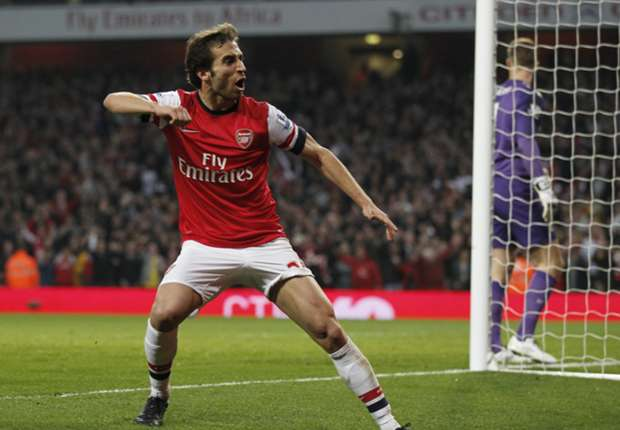 Flamini: Arsenal don't want Barcelona in the Champions League