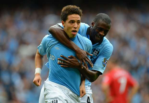 Nasri apologises to Manchester City fans after FA Cup exit