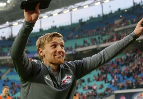 Forsberg extends RB Leipzig deal
