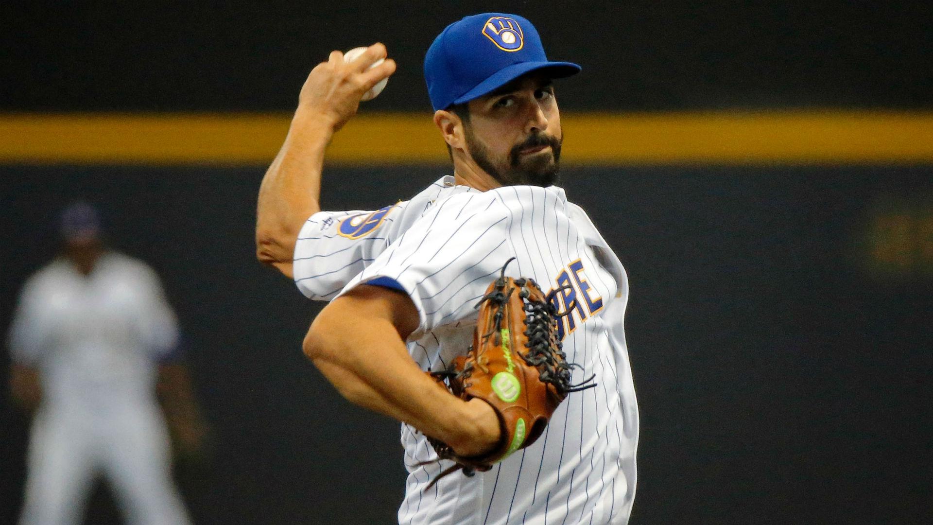 MLB Postseason 2018: Brewers pick Gio Gonzalez to start NLCS Game 1