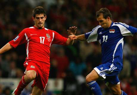 Ched Evans hopeful of Wales recall