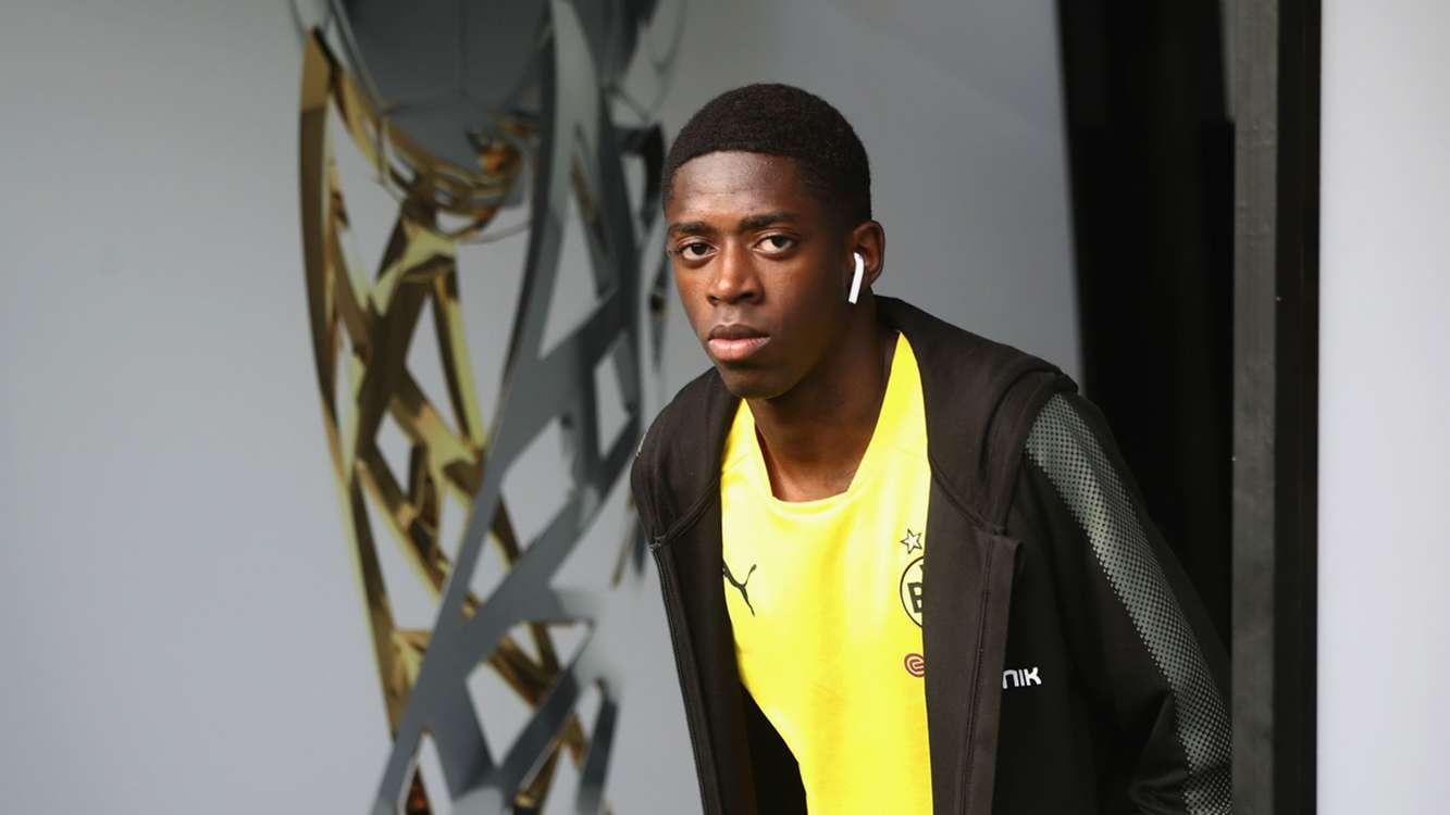 Barcelona target Dembele's Dortmund suspension to remain in place indefinitely
