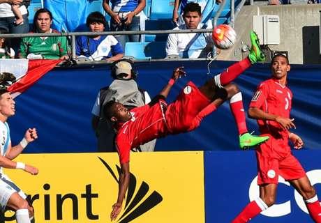 Cuba 1-0 Guatemala: Cuba advances