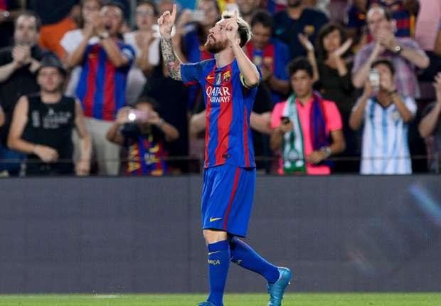 Luis Enrique: Messi is total football