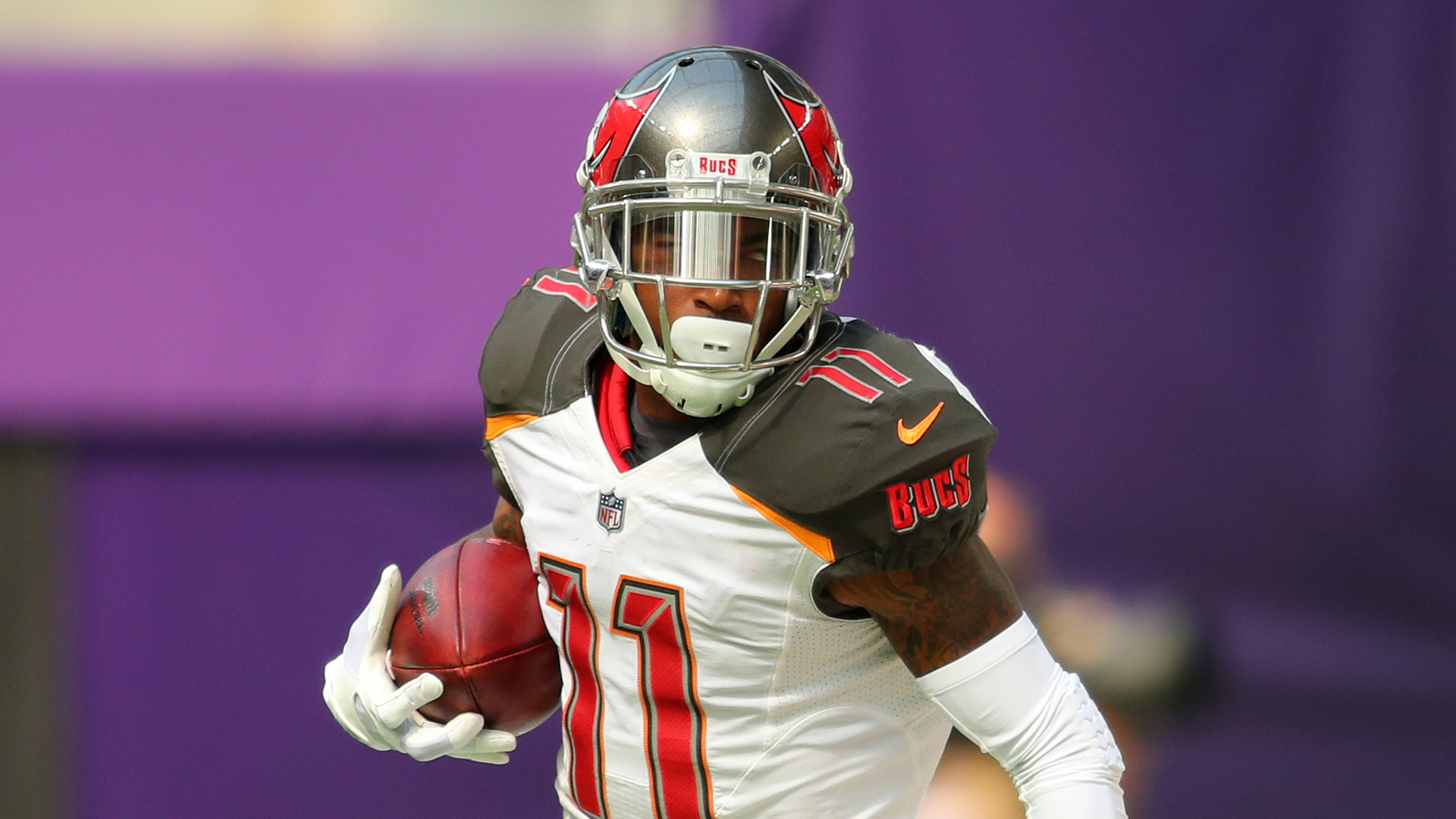 DeSean Jackson not yet on same page as Jameis Winston