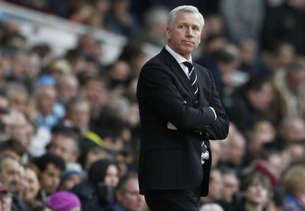 Pardew 'relieved' not to lose Newcastle job over Meyler confrontation