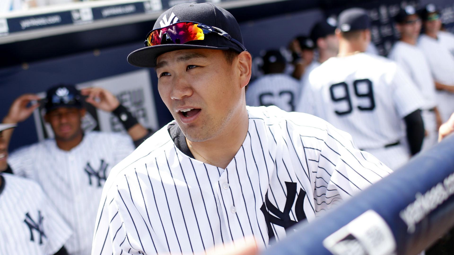 Masahiro Tanaka close to Yankees return