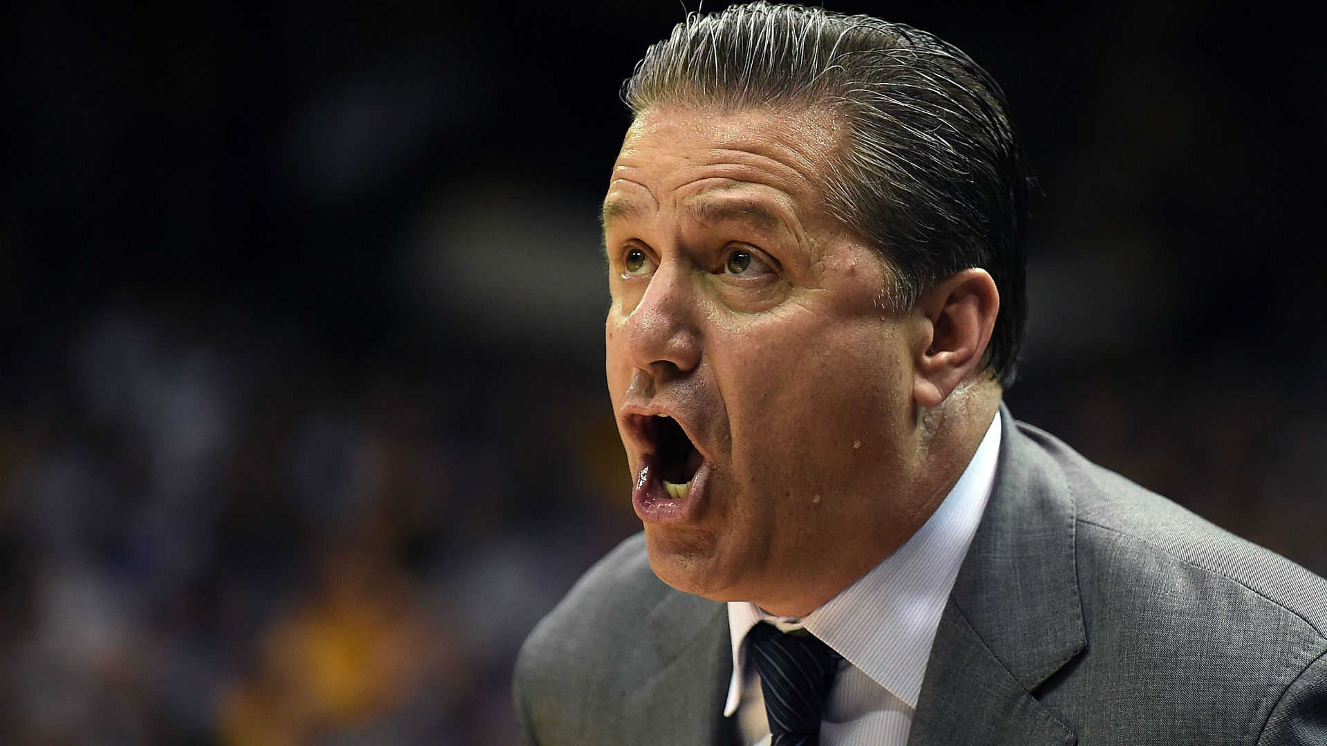 John Calipari: John Calipari Says Kentucky's 2016 Class Could Be 'our