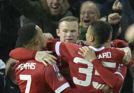 Rooney: Man United are improving
