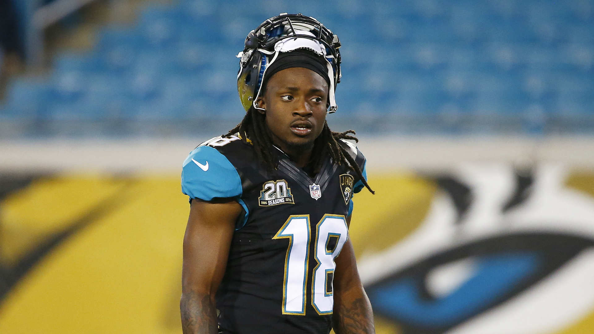 Former Jags receiver Ace Sanders suspended 10 games