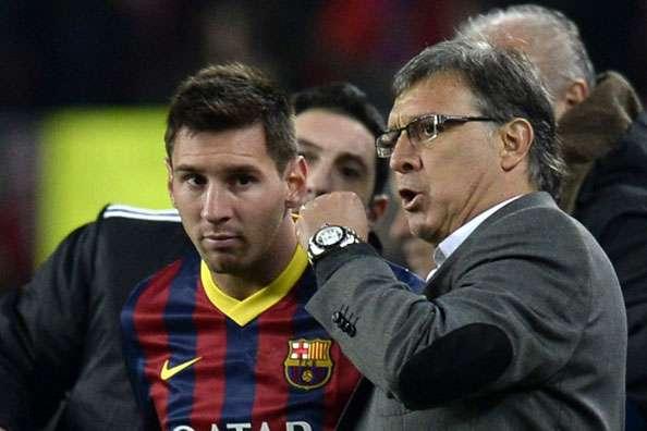 """Martino: Messi? """"Hätte das nicht sagen sollen"""""""
