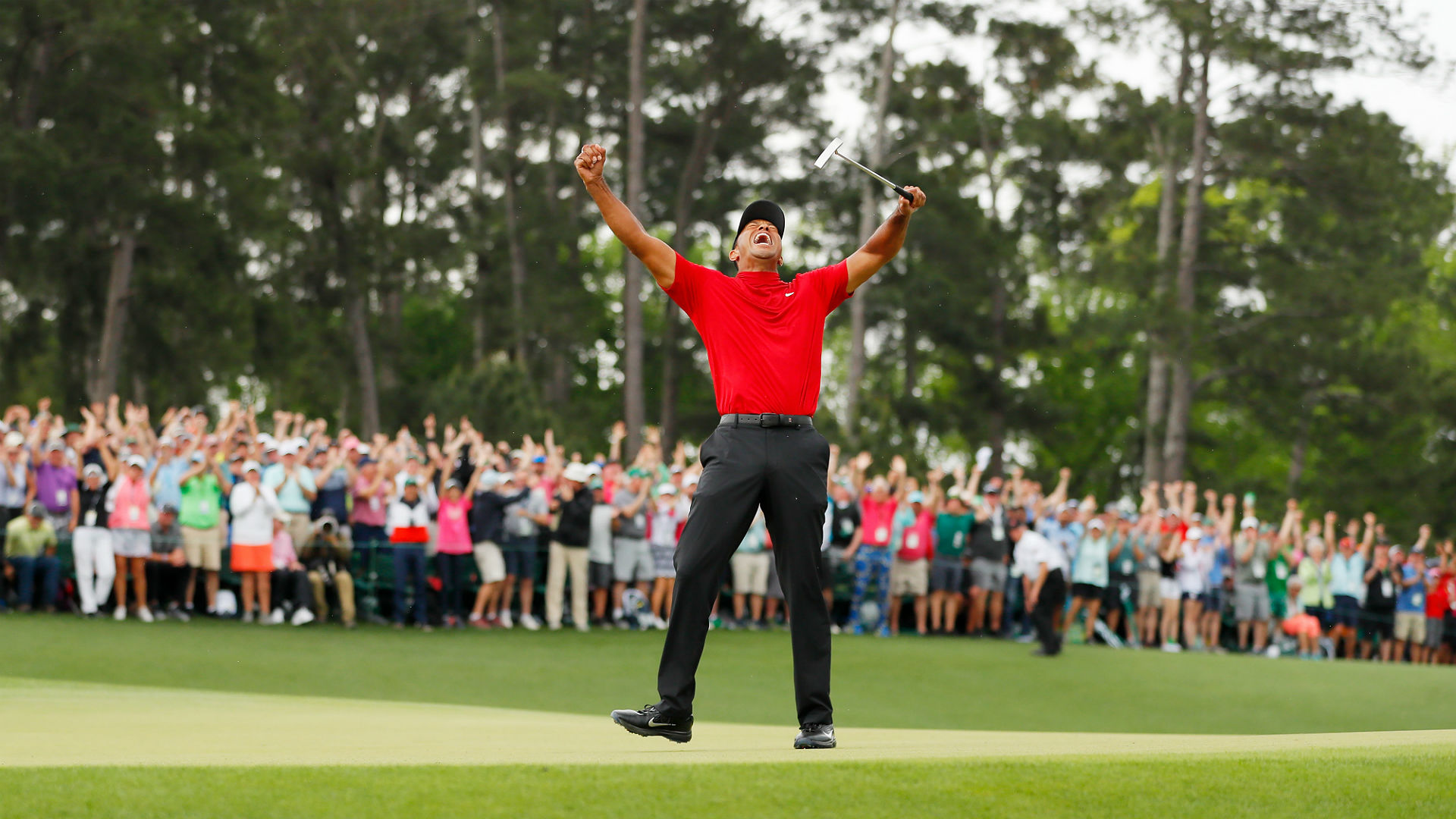 Tiger Woods on Masters win: It's 'something I will never forget'