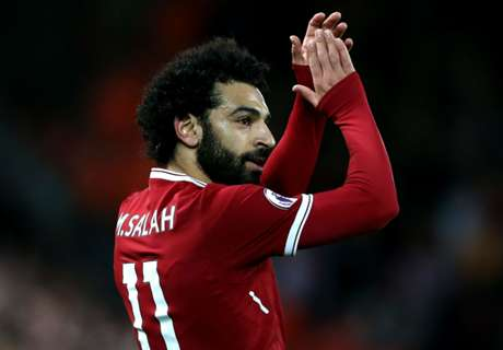 Hazard hails 'top player' Salah