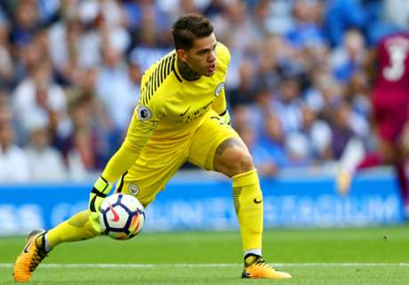 Ederson proud of Brazil call-up