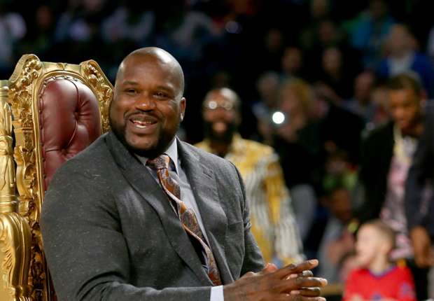 Backed by Shaq: Basketball icon lends support to Northampton Town