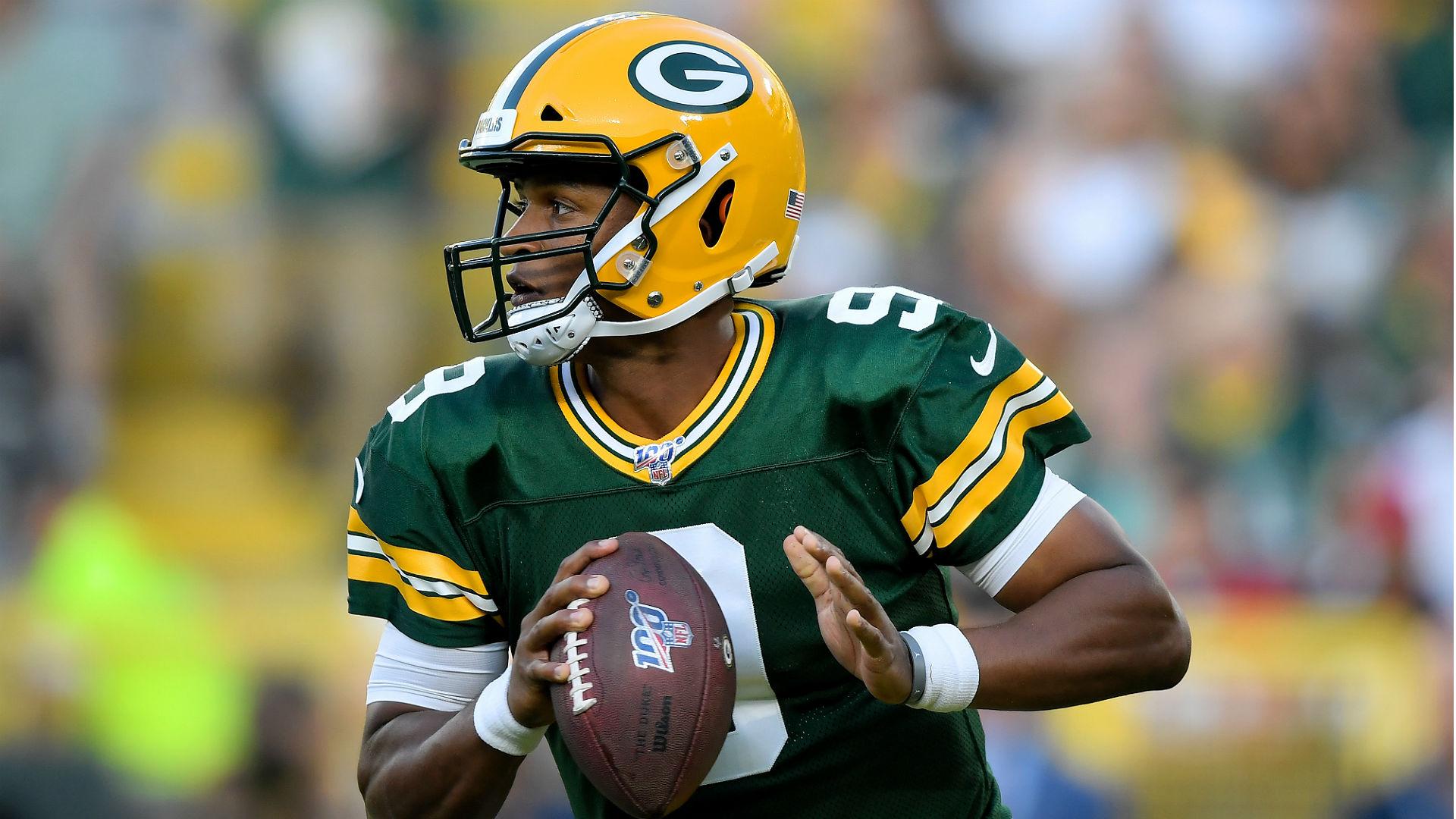 NFL waiver wire: Raiders add another quarterback, claim DeShone Kizer