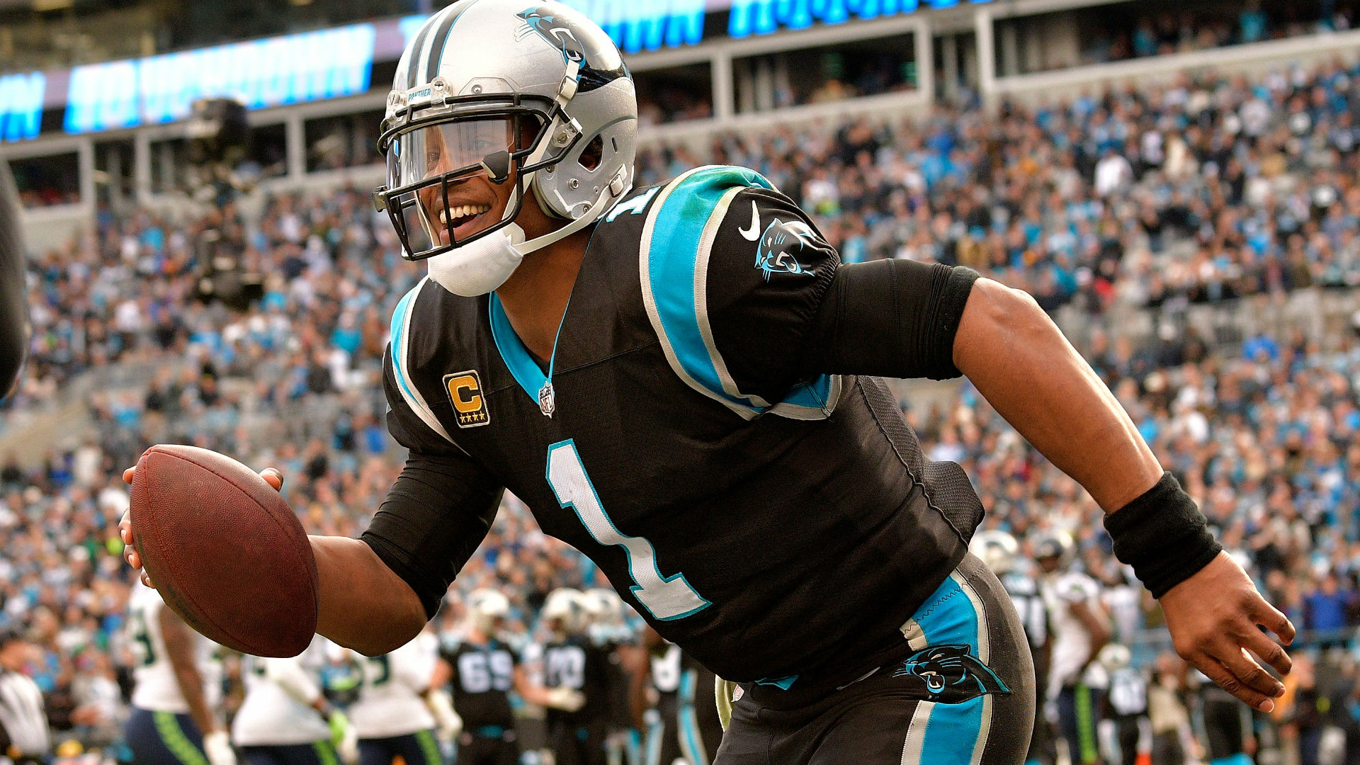 Cam Newton swears off sex for a month to become 'mentally stronger'