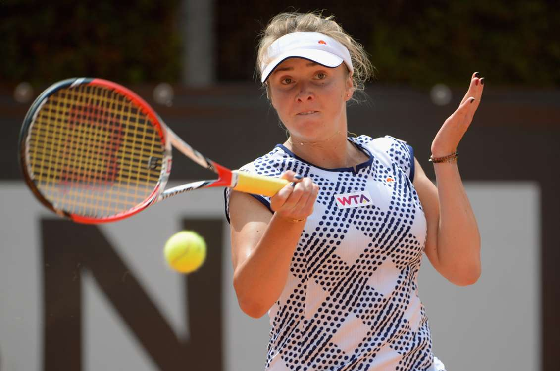 Svitolina on course for Baku Cup defence