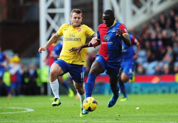 Bolasie unfazed by Crystal Palace plight