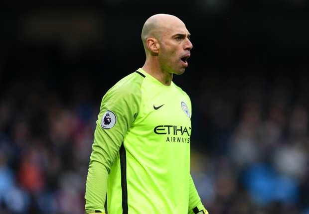 Caballero insists Manchester City still in title race