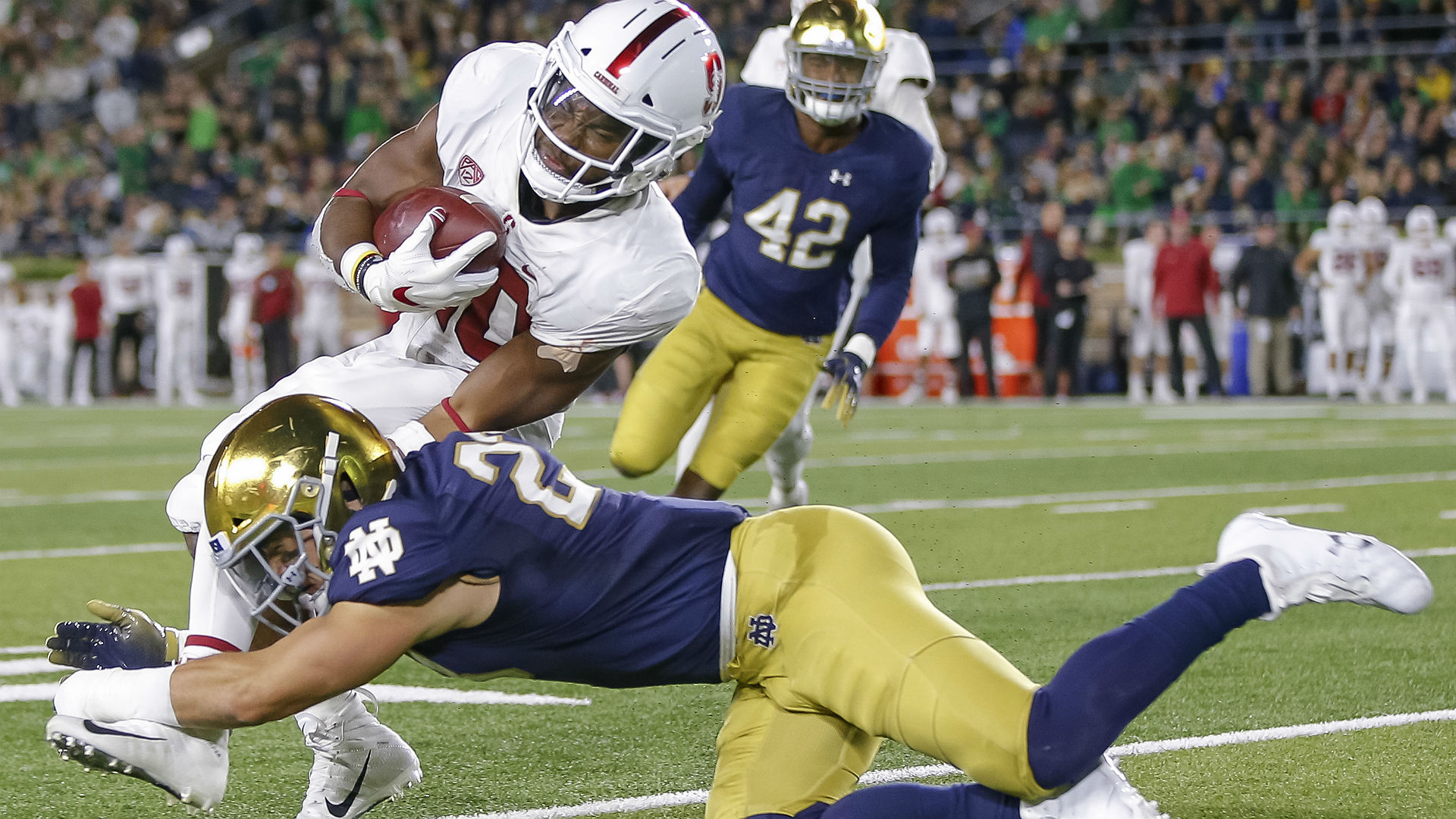 Three takeaways from No. 8 Notre Dame's big win over No. 7 ...