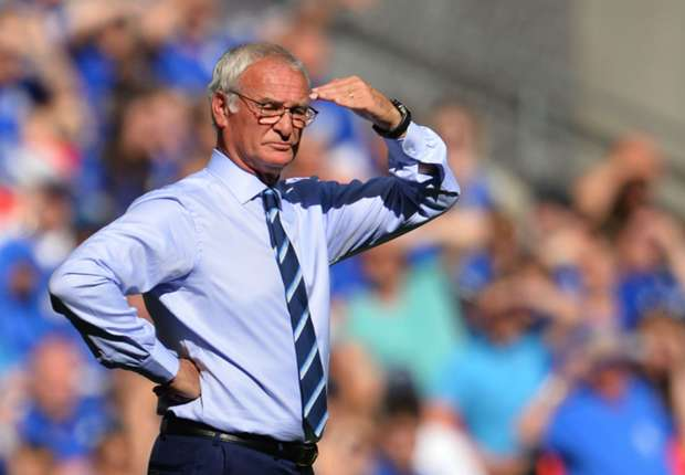 Leicester targeting 40 points again, says Ranieri