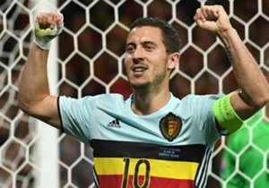Betting: 5/1 Belgium with Betway