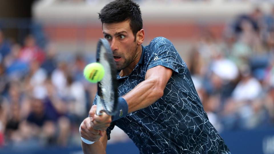 U S Open 2018 Novak Djokovic Discusses Rivalry With Roger Federer
