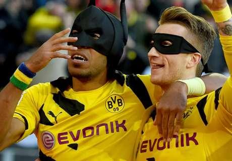 Dortmund need Reus - Aubameyang