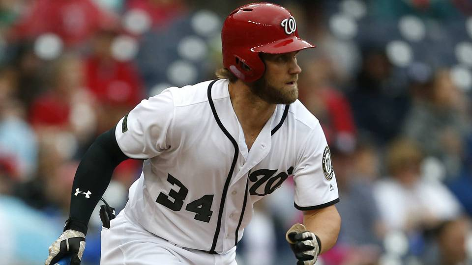 MLB trade rumors: Nationals make Bryce Harper available before deadline