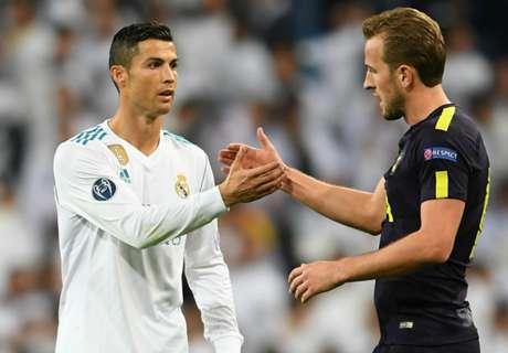 كين يلمح برغبته في ارتداء قميص ريال مدريد