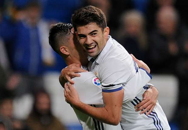 Enzo Zidane wants more opportunities after 'special' debut goal